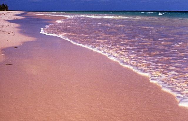 best honeymoon islands- Pink Harbour Island
