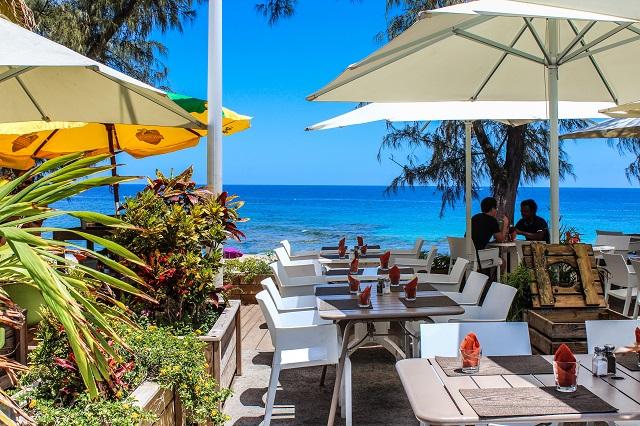 Reunion Island Boucan Canot Beach