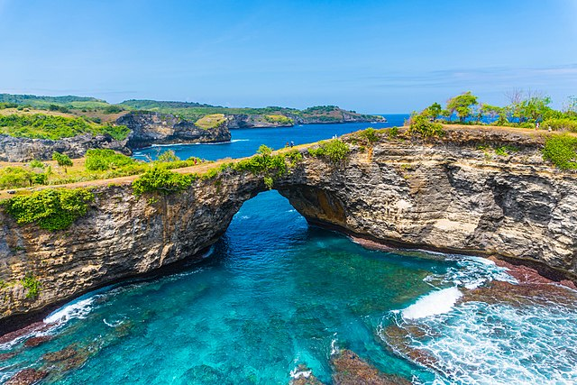 Best Places in Indonesia Nusa Penida Island