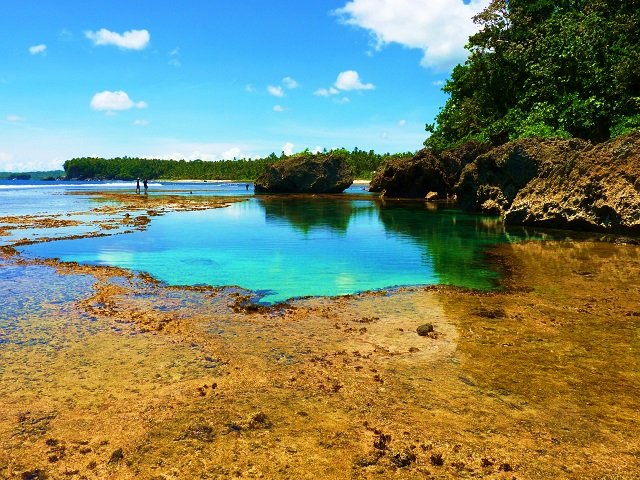 Magpungko Rock Pools