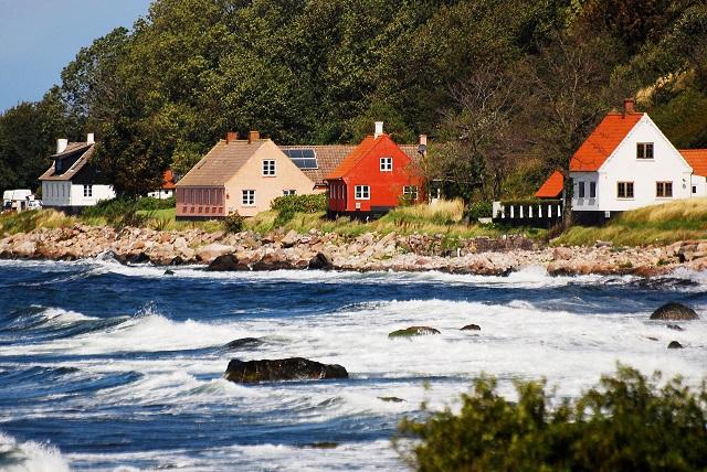 Bornholm Beautiful Danish Island