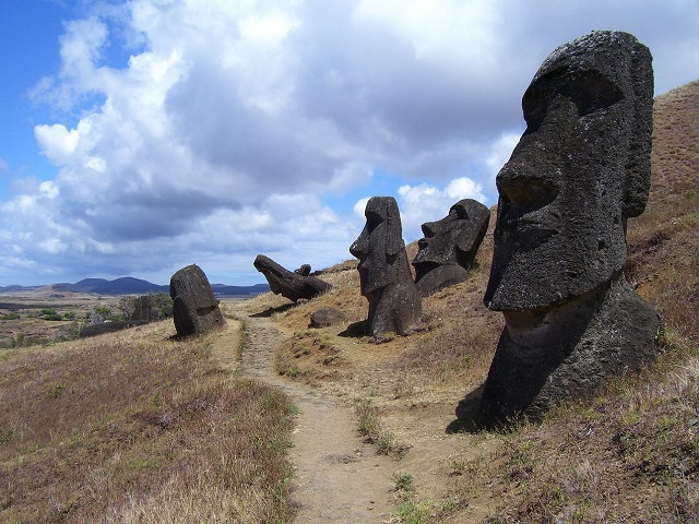 Easter Island One of the Most Remote Island in the World