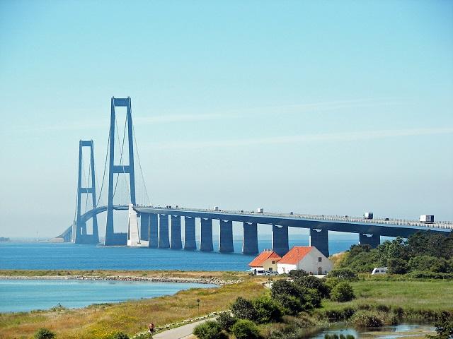Danish Islands Great Belt Fixed Link