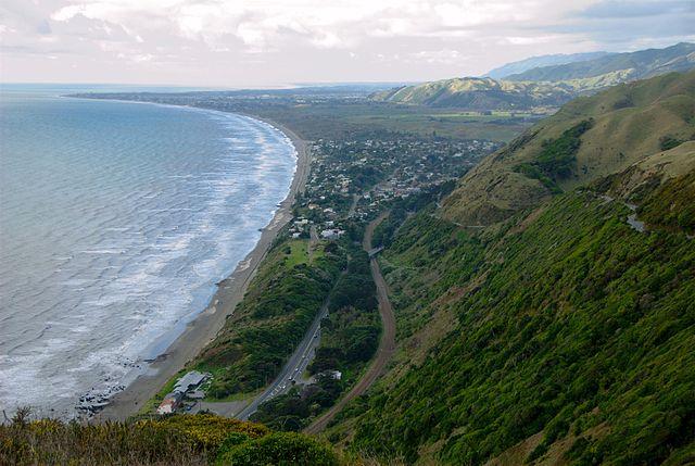 Kapiti Island, New Zealand