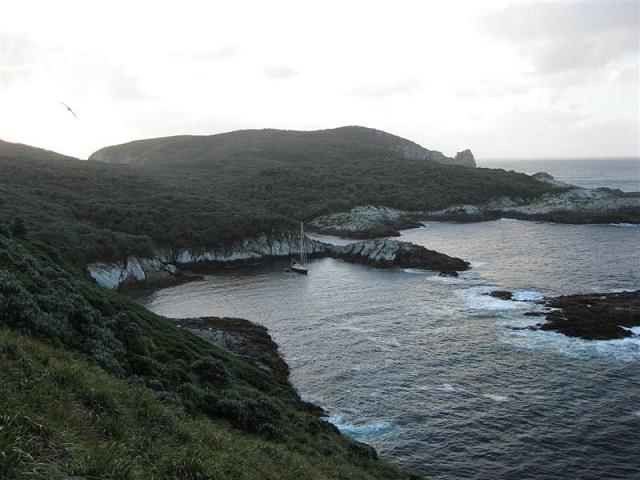 Snares IslandsNew Zealand Islands