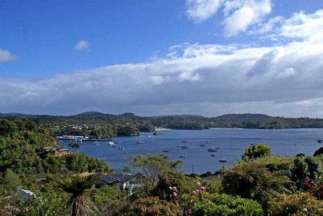 New Zealand Islands