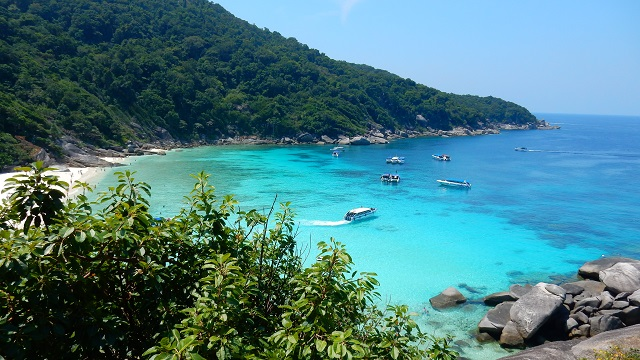 Less Crowded Asian Islands