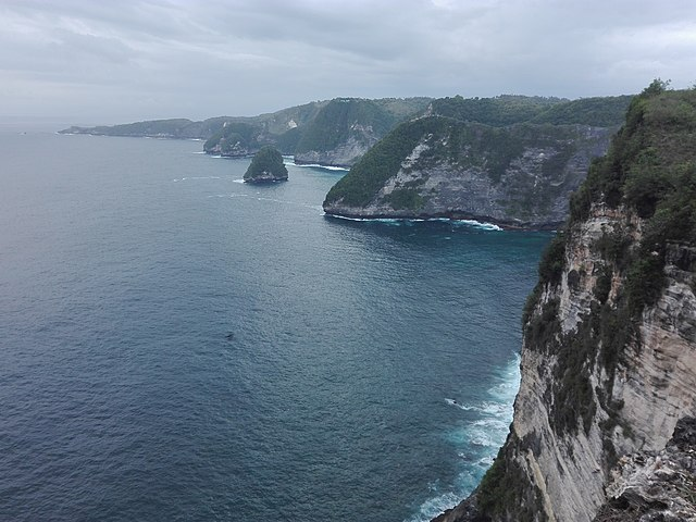 Banah Cliff Point