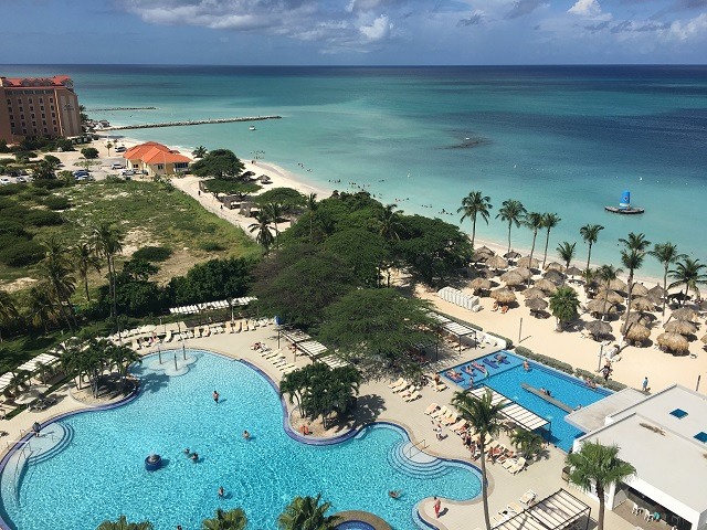Less-Visited Beautiful Islands Aruba Island