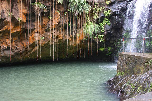 Annandale Falls, Grenada Islands