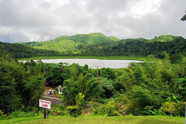 Grand Etang Lake, Grenada Islands