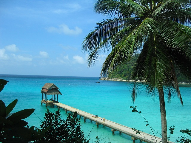 Malaysian Islands-Perhentian