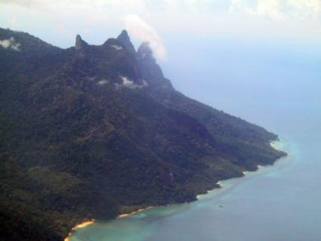 Malaysian Islands Tioman Island