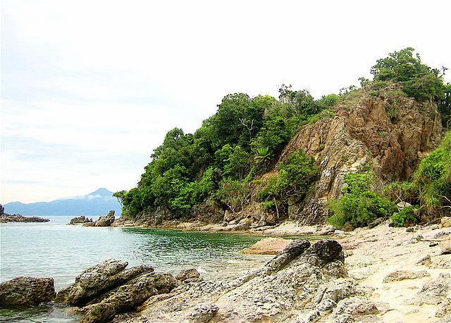 Malaysian Islands Mersing