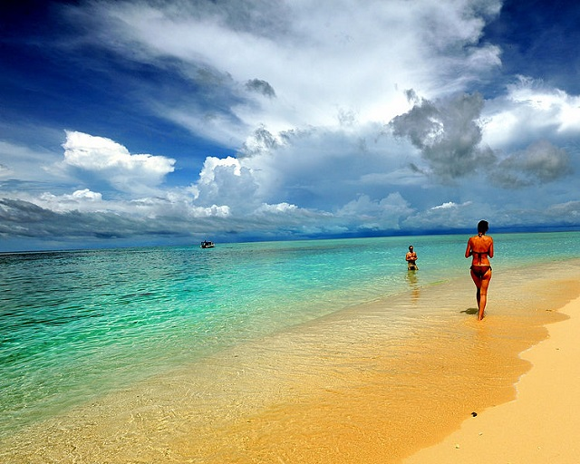 Sipadan Malaysian Islands