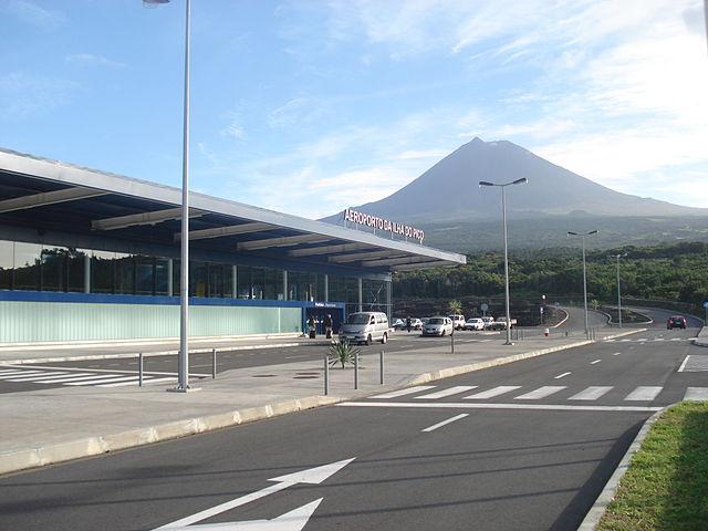 Pico Island Airport
