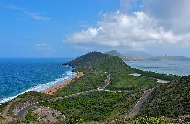 St. Kitts Tropical Island