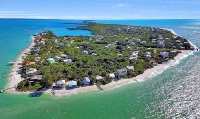 Islands with No Cars in USA North Captiva Island