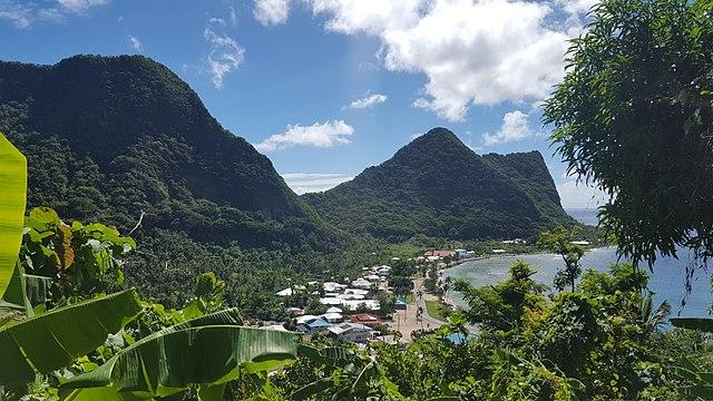 Vatia American Samoa Islands
