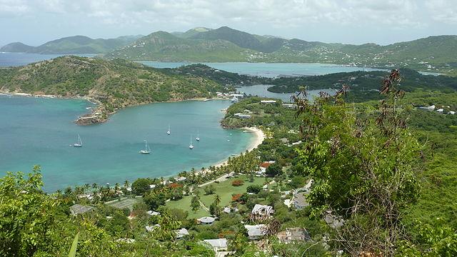 Least Visited Caribbean Islands  Antigua and Barbuda