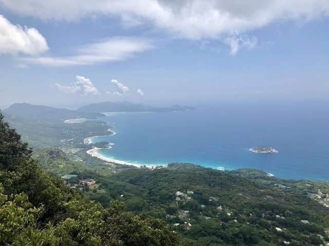 South Grand Anse viewpoint