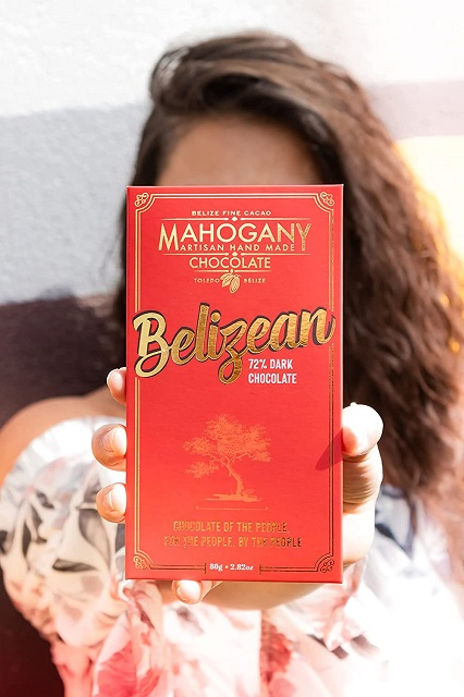 Belize chocolates