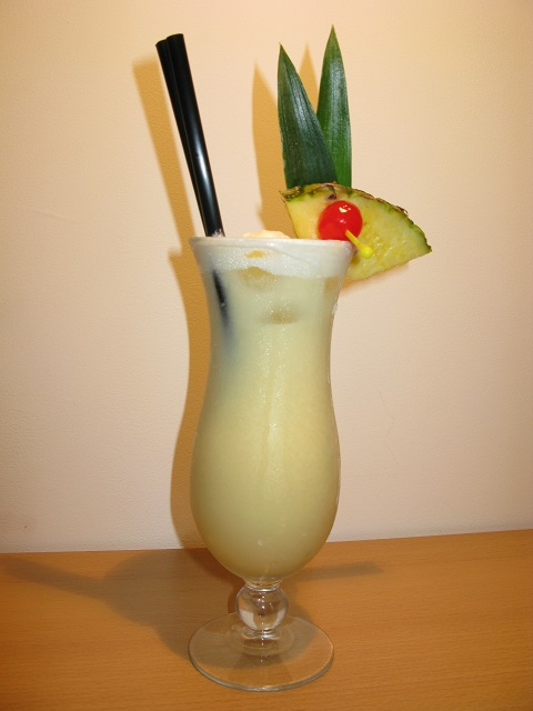 Things to Do in Puerto Rico Pina Colada