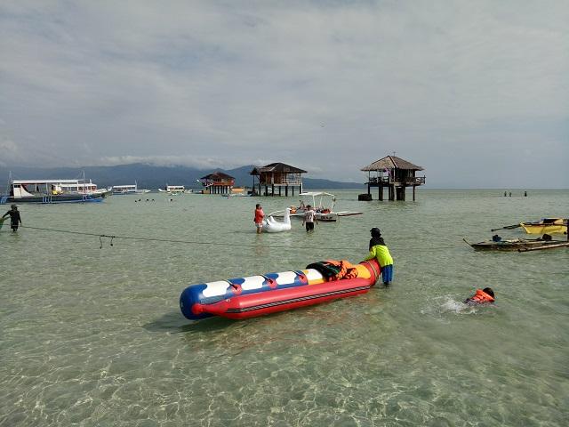 Negros Island, Ultimate Travel Guide Manjuyod White Sand Bar